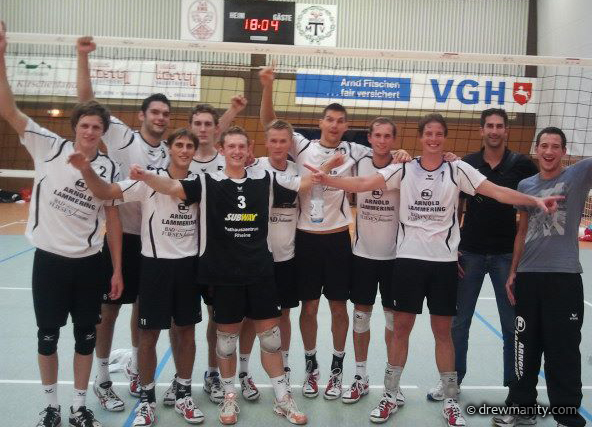 FC Schuttorf 09 Germany volleyball champions