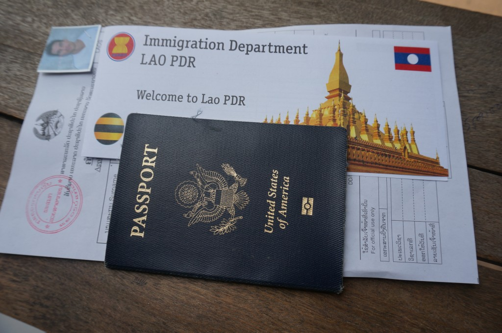 visa-on-arrival-into-laos-drewmanity.com laos visa